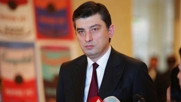 Новый премьер Грузии свой первый официальный визит совершит в Азербайджан