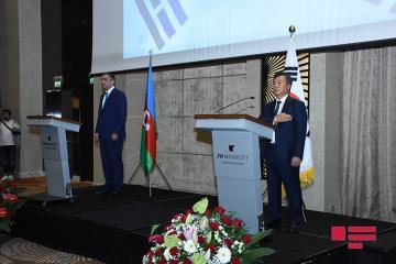 В Баку отметили Национальный день Южной Кореи - [color=red]ФОТО[/color]