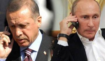 Turkish and Russian presidents discuss Syria operation