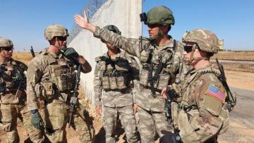 Трамп: Военных США в зоне операции Турции в Сирии нет