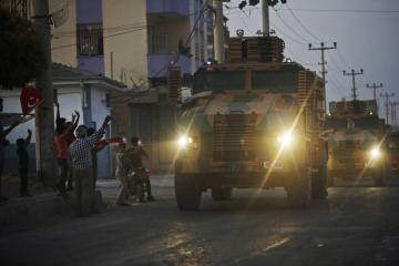ЕС призвал Турцию прекратить военную операцию в Сирии