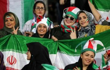 FIFA looks forward to all Iranian women being able to attend football games