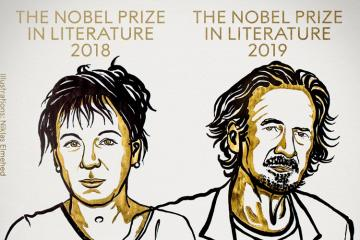 Olga Tokarczuk And Peter Handke Win Nobel Literature Prizes For 2018, 2019