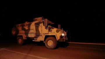 Турецкие войска продолжают продвижение в Сирии