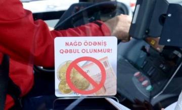 До конца года все автобусы в Баку перейдут на карточную систему