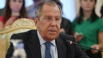 "Lavrov: ""We will push for dialogue between Syria and Turkey"""