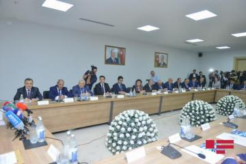 "Round table on ""Karabakh is Azerbaijan!"" Settlement of conflict, perspectives"" held in Baku"