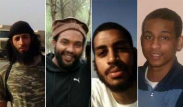 British IS fighters taken into US custody, says Trump