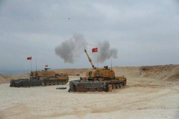 ВС Турции вытеснили отряды YPG из 11 селений в Сирии