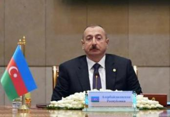 Azerbaijani President attended at the expanded format meeting of the CIS Council of Heads of State