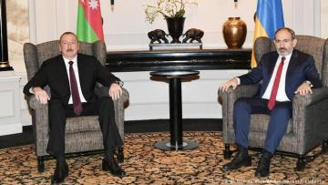 Leaders of Azerbaijan and Armenia discuss Karabakh conflict