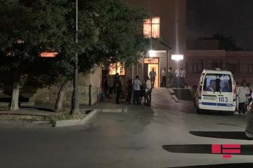 При ДТП в Баку пострадали 5 человек, трое из которых дети