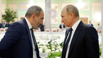 Russian President and Armenian PM had a phone call