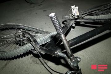 В Баку сбит 67-летний велосипедист