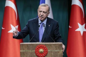 Эрдоган ответил на призывы США остановить операцию в Сирии