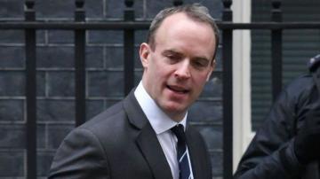 Глава МИД Британии обвинил Россию в агрессивном поведении