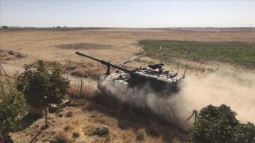 Турецкая армия нейтрализовала 525 террористов в Сирии