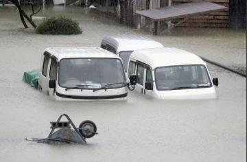 Yaponiyada tayfun qurbanlarının sayı 33 nəfərə çatıb - [color=red]YENİLƏNİB-2[/color]