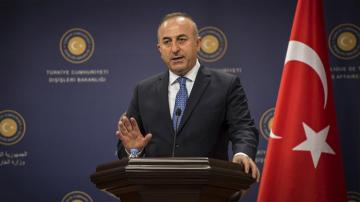 "Mevlud Chavusoglu: ""Turkey not afraid of sanctions"""