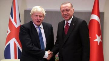 Turkish president and UK premier held phone conversation