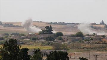 Turkey 'neutralizes' 550 terrorists in Syria operation