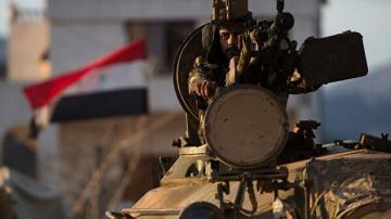 СМИ: сирийская армия вошла в Манбидж, чтобы взять его под контроль