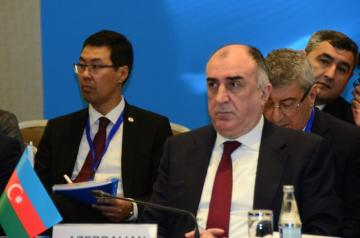 "Azerbaijani FM: ""Unequivocal support of Turkic Council for settlement of Nagorno Garabagh is greatly appreciated"""