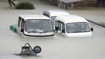 Число жертв тайфуна «Хагибис» в Японии возросло до 40
