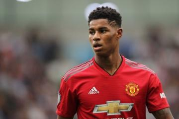 Barcelona interested in Man Utd striker Marcus Rashford