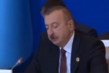 Президент: Азербайджан, как надежная транзитная страна, продолжает усилия для выхода тюркоязычных стран на мировые рынки