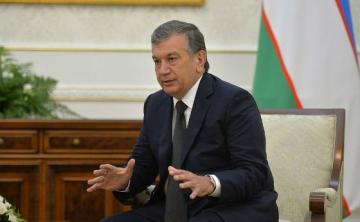 "President of Uzbekistan: ""Transport links will contribute to the development of relations between Turkic-speaking states"""