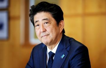 Prezident İlham Əliyev Yaponiyanın Baş Naziri Şinzo Abeyə başsağlığı verib