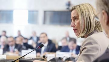 Могерини: ЕС не хотел сближения курдов с Дамаском и Россией