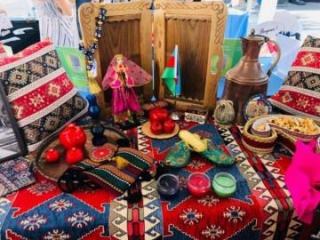 "Azerbaijan featured at the ""Irvine Global Village Festival"" in California"