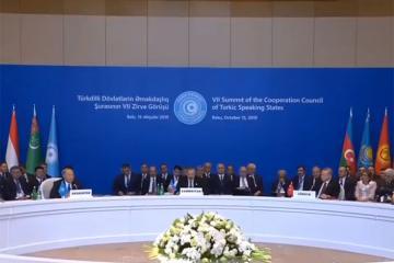 Следующий саммит Тюркского Совета пройдет в Турции