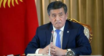 "President of Kyrgyzstan: ""We will achieve progress under the chairmanship of Azerbaijan in Turkic Council"""