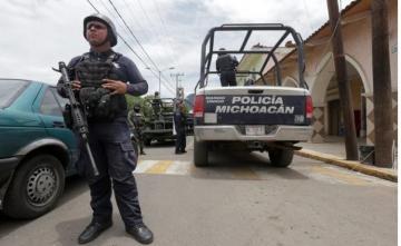 В Мексике в результате нападения погибли 14 полицейских