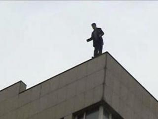Спасатели МЧС предотвратили самоубийство в Баку