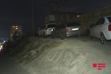 В Баку мужчина зарезал жену и тещу, затем поджег трупы