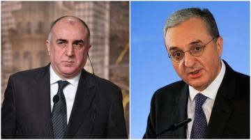 Azerbaijani, Armenian FMs may meet in Slovakia