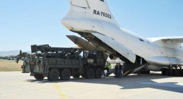 Turkey expects Russia to complete S-400 deliveries by end of year