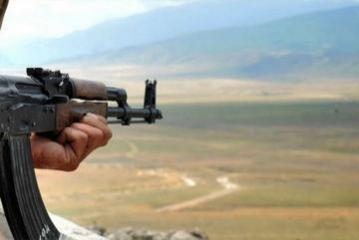 Ermənistan silahlı qüvvələri snayper tüfənglərindən də istifadə etməklə atəşkəsi 22 dəfə pozub