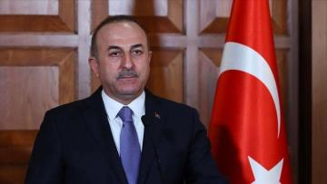 Turkish FM: 'Pause of Turkey's op in Syria not cease-fire'