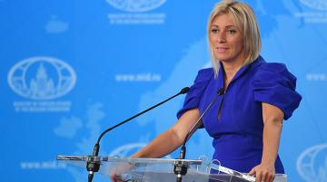 "Zakharova: ""Speeches of Russian politicians, visiting Nagorno Garabagh are personal by nature"""