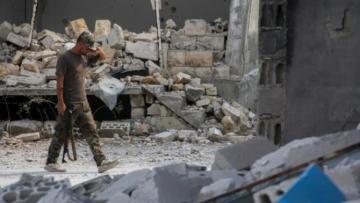 Коалиция США покинула Ракку и Табку в Сирии
