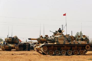 Turkey, U.S. agree ceasefire in northeast Syria: Pence - [color=red]UPDATED[/color]