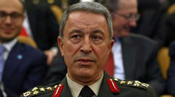 "Hulusi Akar: ""There is not chemical weapon in inventory of Turkish Army"""