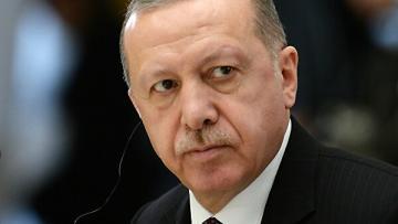 Эрдоган планирует посетить Сочи 22 октября