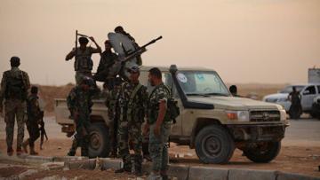 Сирийская армия вошла в город Кобани