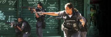 Brazil police kill three robbers during dramatic airport heist